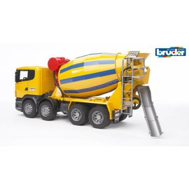 Bruder BF3554 - Scania R-serie Cement Mixer