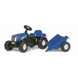 RollyToys Rollykid New Holland T 7040