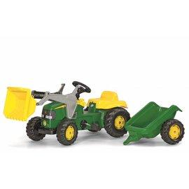 Rolly Toys Rollykid John Deere met voorlader