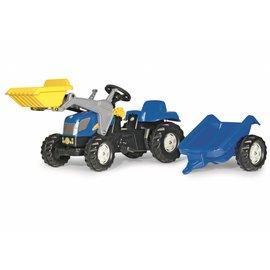 Rolly Toys Rollykid NH met voorlader