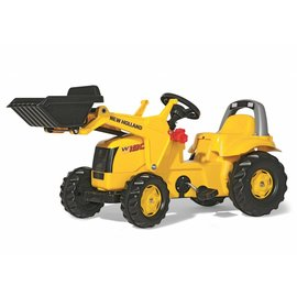 RollyToys Rollykid New Holland Construction