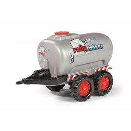 RollyToys Rolly Tanker zilvergrijs 2 assen
