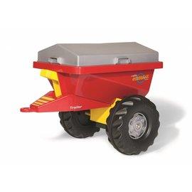 RollyToys Strooiwagen rood