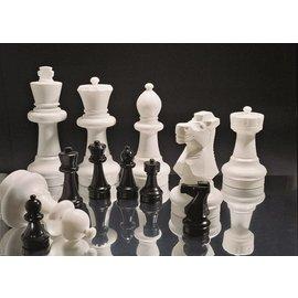 RollyToys Grote schaakfiguren