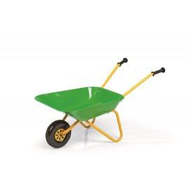 RollyToys Kruiwagen metaal groen