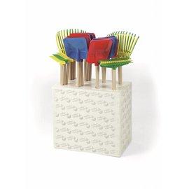 RollyToys plastic bladhark