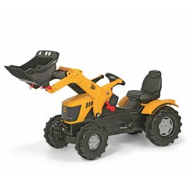 Rolly Toys Farmtrac JCB 8250 met voorlader