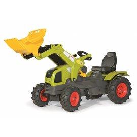 Rolly Toys Farmtrac Claas Axos 340 met voorl. en luchtbanden