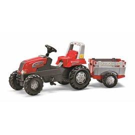 Rolly Toys Rolly Junior RT met aanhanger - 800261