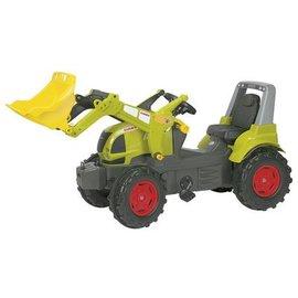 RollyToys Farmtrac ClaasArion 640 met voorlader - 710232