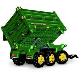 RollyToys Multitrailer John Deere 3 assen