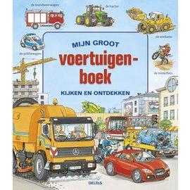 Boeken DT561648 - Mijn groot voertuigenboek - Kijken en ontdekken