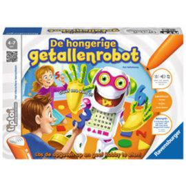 Tiptoi De hongerige getallenrobot