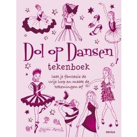 Boeken DT690714 - Dol op dansen tekenboek