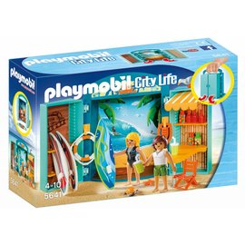Playmobil pl5641 - Speelbox Surfshop