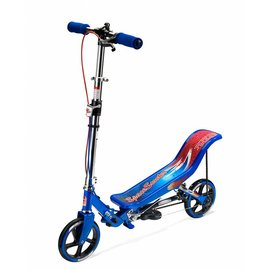 Space Scooter Space Scooter blauw