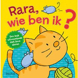 Boeken DT425072 - Rara, wie ben ik?