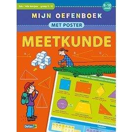 Boeken DT644823 - Mijn oefenboek met poster - Meetkunde (8-10 j.)