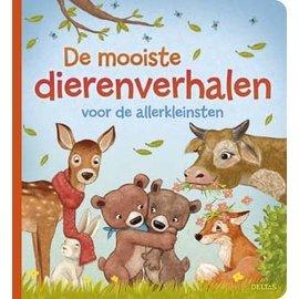 Boeken DT580515 - De mooiste dierenverhalen voor de allerkleinsten