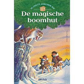Boeken DT320240 - De coolste avonturen van De magische boomhut