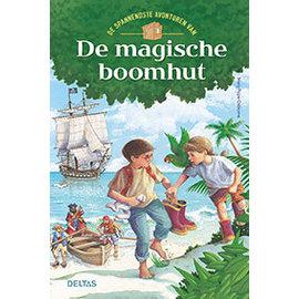 Boeken De spannendste avonturen van De magische boomhut