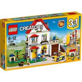 LEGO® LE31069 - Familievilla