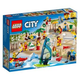 LEGO® LE60153 - Plezier aan het strand