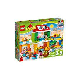 LEGO® LD10836 - Stadsplein