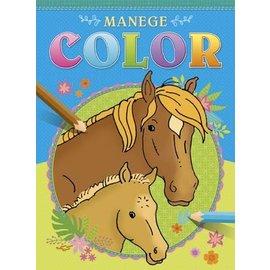 Boeken DT690926 - Manege color