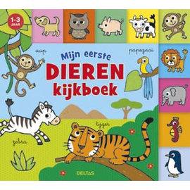 Boeken Mijn eerste dieren kijkboek (1-3 j.)