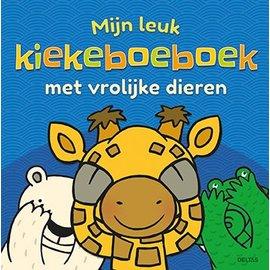 Boeken Mijn leuk kiekeboeboek met vrolijke dieren