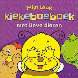 Boeken Mijn leuk kiekeboeboek met lieve dieren