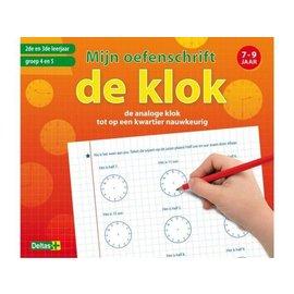 Boeken Mijn oefenschrift De Klok