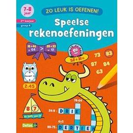 Boeken Zo leuk is oefenen - Speelse rekenoefeningen