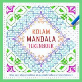Boeken Kolam mandala tekenboek