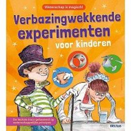 Boeken DT361073 - Verbazingwekkende experimenten voor kinderen