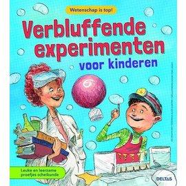 Boeken DT361074 - Verbluffende experimenten voor kinderen