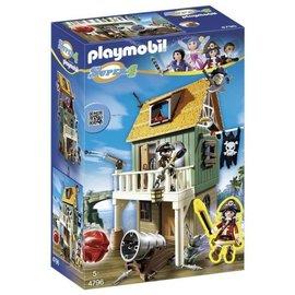 Playmobil pl4796 - Geheime piratenvesting met Ruby