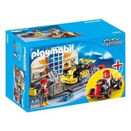Playmobil pl6869 - Start, Kart, Race