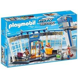Playmobil pl5338 - Luchthaven met verkeerstoren