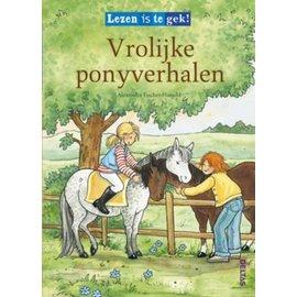 Boeken Lezen is te gek! Vrolijke ponyverhalen