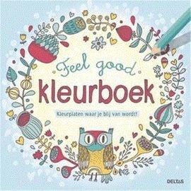 Boeken Feel good  kleurboek
