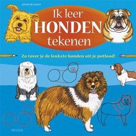Boeken Ik leer honden tekenen