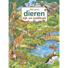Boeken Mijn groot dieren kijk- en zoekboek