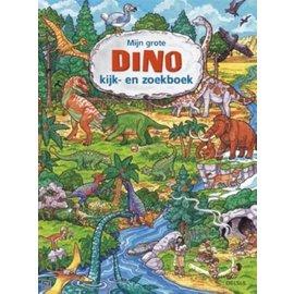 Boeken Mijn grote dino kijk- en zoekboek