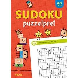 Boeken Sudoku puzzelpret 8-9 jaar
