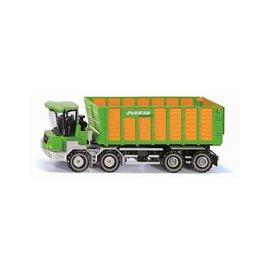 Siku 1:32 Joskin Cargo Track met laadwagen