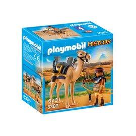 Playmobil pl5389 - Egyptische krijger met dromedaris