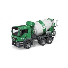 Bruder BF3710 - MAN TGS Cementwagen/Betonmixer