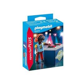 Playmobil pl5377 - DJ
